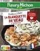 La Blanquette de Veau et son duo de riz - Produit