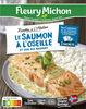 Le saumon à l'oseille et son riz basmati - Product