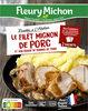 Le Filet Mignon de Porc et son écrasé de pommes de terre - Product