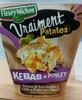 Vraiment patates Kebab de Poulet - Product
