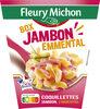 BOX JAMBON EMMENTAL (coquillettes jambon, emmental) - Product
