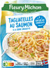 Tagliatelles au saumon à la crème ciboulette - Product