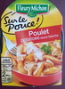 Poulet potatoes sauce blanche - Producto