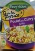 Poulet au Curry & Riz - Produit
