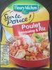 Poulet basquaise & riz - Product
