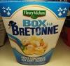 Box à la Bretonne (Pâtes conchiglie aux Saint-Jacques*, cidre breton & crème) - Product