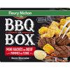 BBQ IN BOX mini hachés au boeuf & pommes de terre sauce béarnaise - Product