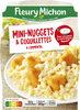 Mini nuggets & coquillettes à l'emmental - Produit