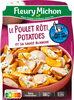 Le Poulet Rôti Potatoes et sa sauce blanche - Product