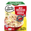 Riz crémeux jambon emmental - Product