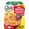 Riz crémeux jambon tomates mozzarella - Product