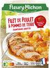 Filet de poulet & pommes de terre, champignons, carottes - Produit