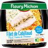 Filet de cabillaud riz & fondue de poireaux - Prodotto