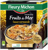 Cassolette de fruits de mer, sauce normande - Product