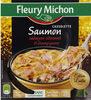 Cassolette Saumon sabayon citronné et champignons - Producto