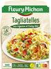 Tagliatelles aux Légumes et Curry Vert - Product