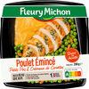 Poulet émincé petits pois & crémeux de carottes - Produit