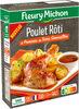 Poulet Rôti et Pommes de Terre Grenailles - Producto