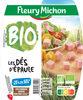 Dés d'épaule Bio - 25% de sel* - 2 x 60 g - Produkt