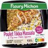 Poulet Tikka Massala & Riz aux petits légumes - Producto