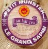 Petit Munster Au Lait Cru - Product