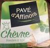 Pavé d'Affinois Chèvre (22 % MG) - Produit