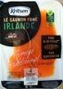 Saumon Fumé Irlande - Produit