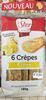 6 Crêpes Citron Lemon Curd - Prodotto