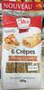 6 Crêpes Pomme-Caramel façon Tatin - Prodotto