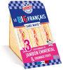 Lustucru sandwich jambon emmental - Product