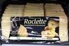 Fromage à raclette assortiment poivre - lait cru - moutarde - Product
