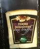 Tomme jurassienne aux truffes - Produit