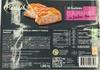 30 Feuilletés garnis au Jambon-Fromage, Surgelés - Produkt