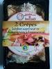 Crêpes Jambon supérieur et Champignons à l'Emmental - Product