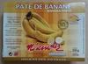 Pâte de banane - Prodotto