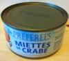 Miettes de crabe - Product