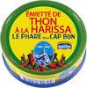 EMIETTES DE THON A LA HARISSA - Product
