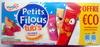 Petits Filous tub's (offre €co) - Product