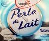 Perle de Lait (Nature) 8 Pots - Produit