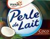 Perle de Lait Coco en fins éclats (8 pots) - Product