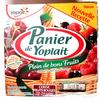 Panier de Yoplait Cerise, Fruits rouges - Produit
