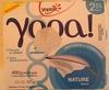 Yopa ! Nature (2,5 % MG) - Product