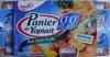 Paniers de Yoplait Aux Bons Fruits 0% mg - Produit
