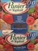 Panier de yoplait aux bons fruits 0% - Product
