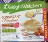 Consistant & Fondant : Recette au yaourt au caramel (0 % MG) 4 pots - Produit