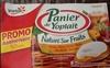 Panier de Yoplait, Nature Sur Fruits (Fraise, Mûre, Cerise, Pêche, Mirabelle, Abricot) - Product