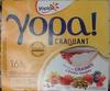 Yopa! Craquant sur lit de graines & fruits rouges (1,6% MG) - Product