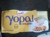 yopa craquant sur lit de muesli & abricot - Product