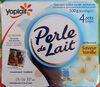 Spécialité laitière sucrée, aromatisée - Product