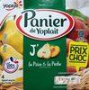 Yaourt sucré, aux fruits, aromatisé - Produit